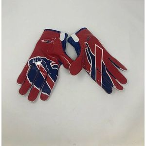 Nike Vapor Knit Buffalo Bills Gloves 3XL